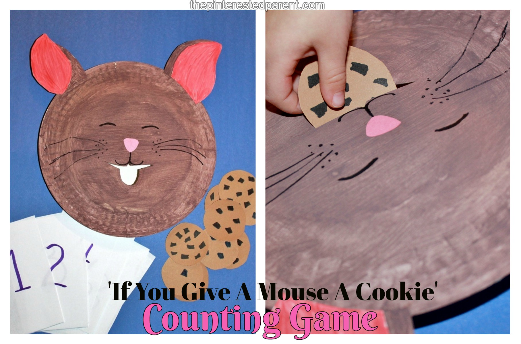 u0026 39 if you give a mouse a cookie u0026 39  counting game  u2013 the